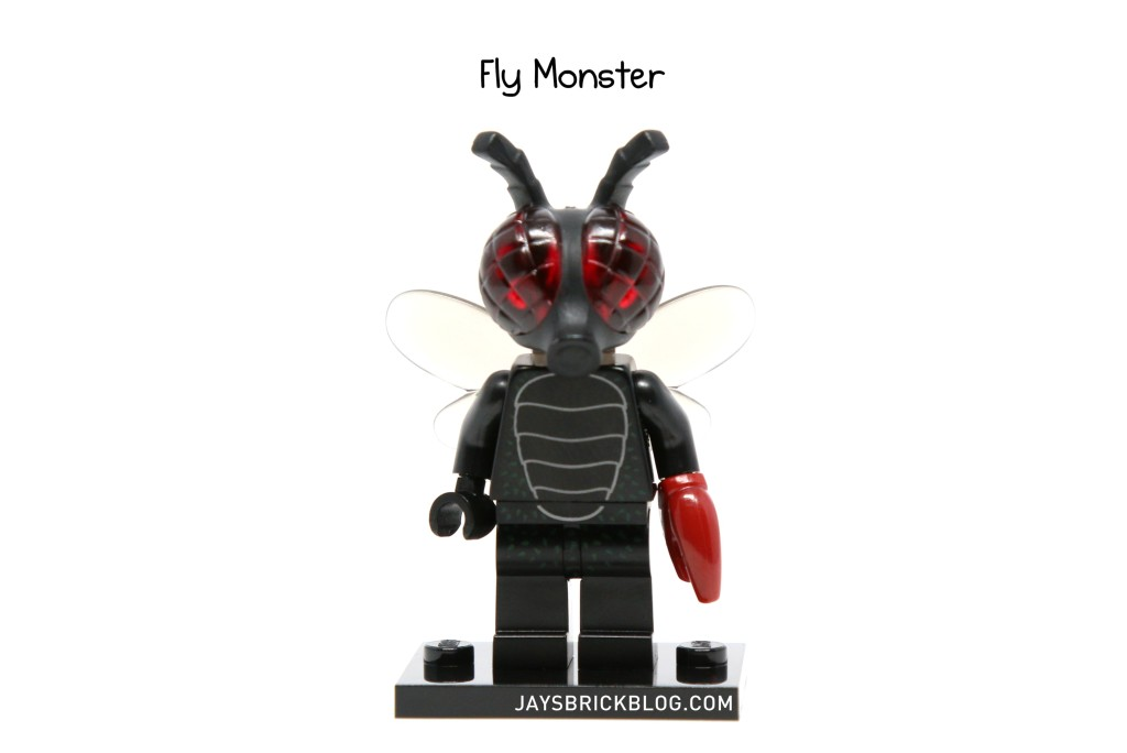 LEGO Minifigures Series 14 - Fly Monster Minifigure