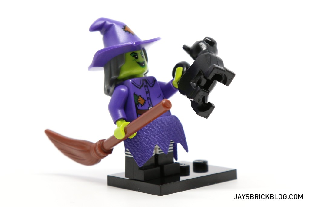 LEGO Minifigures Series 14 - Grab The Cat By Its Tail