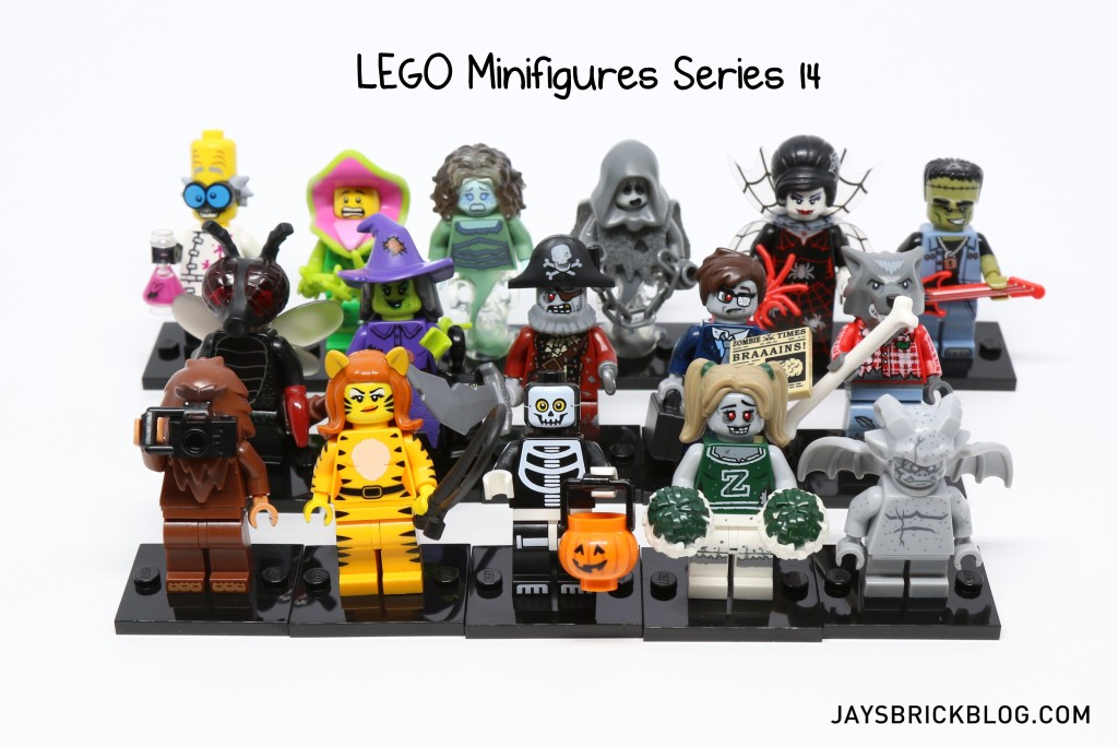 Lego Minifig Camera : Review lego minifigures series monsters