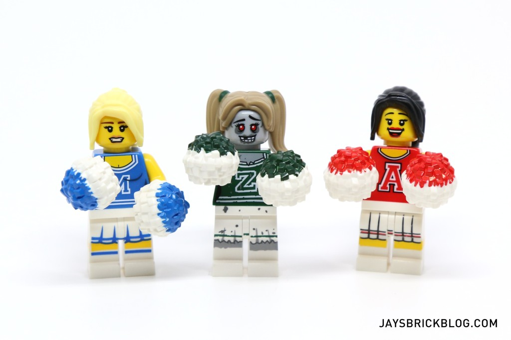LEGO Minifigures Series 14 - Minifig Cheerleaders Squad