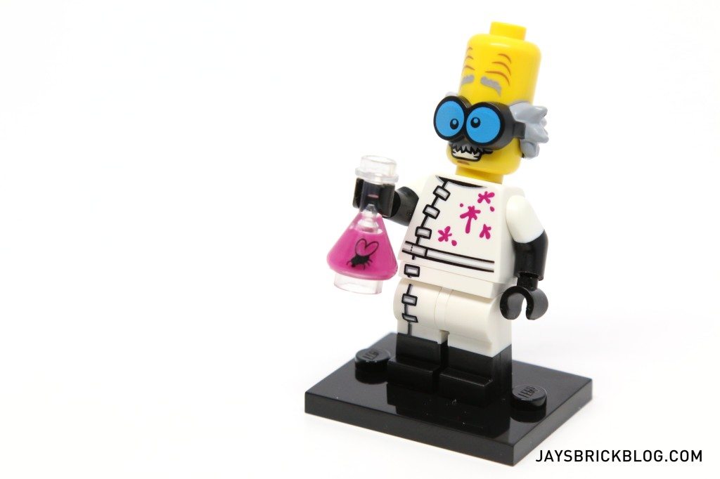 LEGO Minifigures Series 14 - Monster Scientist Fly Flask