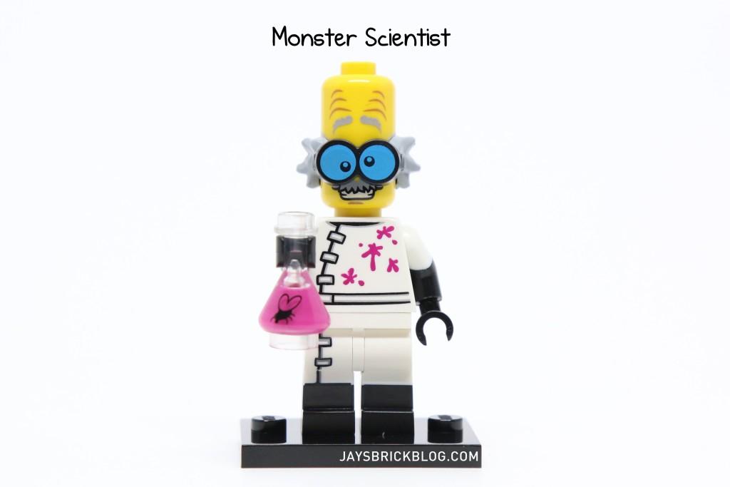 LEGO Minifigures Series 14 - Monster Scientist Minifigure