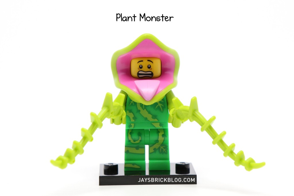 LEGO Minifigures Series 14 - Plant Monster Minifigure
