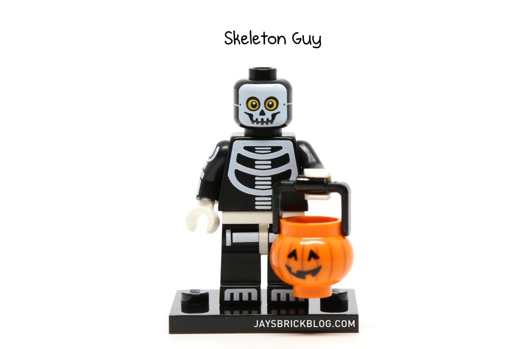 LEGO Minifigures Series 14 - Skeleton Guy Minifigure