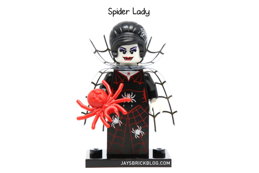 LEGO Minifigures Series 14 - Spider Lady Minifigure