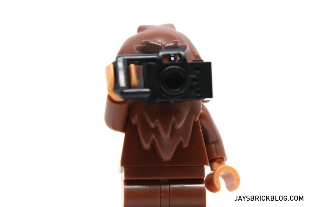 LEGO Minifigures Series 14 - Square Foot Minifig Camera