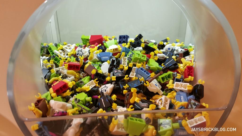 Manila LEGO Store - Build A Minifig Torsos