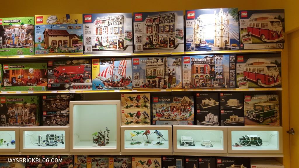 Manila LEGO Store - Exclusives