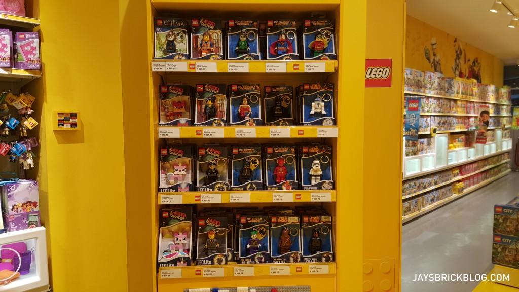 Manila LEGO Store - LED Keychains