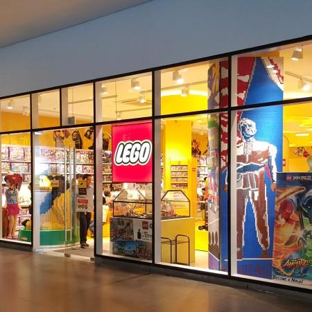 Manila LEGO Store - Shopfront