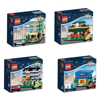 Toys R Us Bricktober Mini Modulars 2015 2