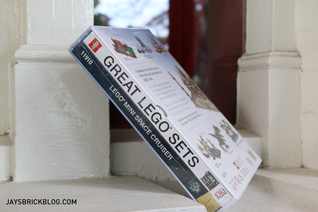DK Great LEGO Sets Book - Contents