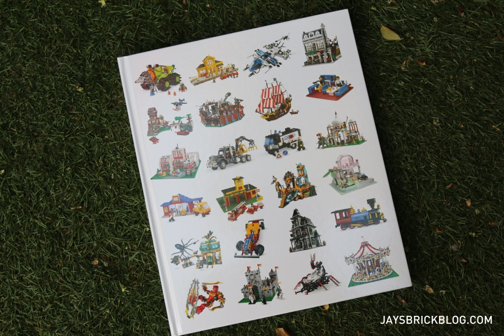 DK Great LEGO Sets Book - Hardcover