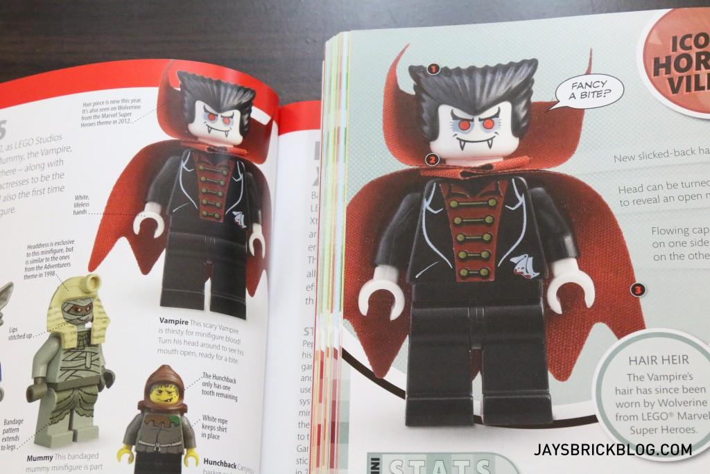 DK I Love That Minifigure - Duplicate Content