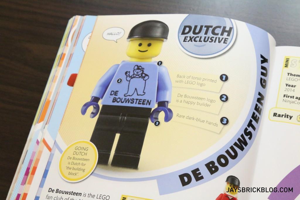 DK I Love That Minifigure - Rare De Bouwsteen Minifigure Page