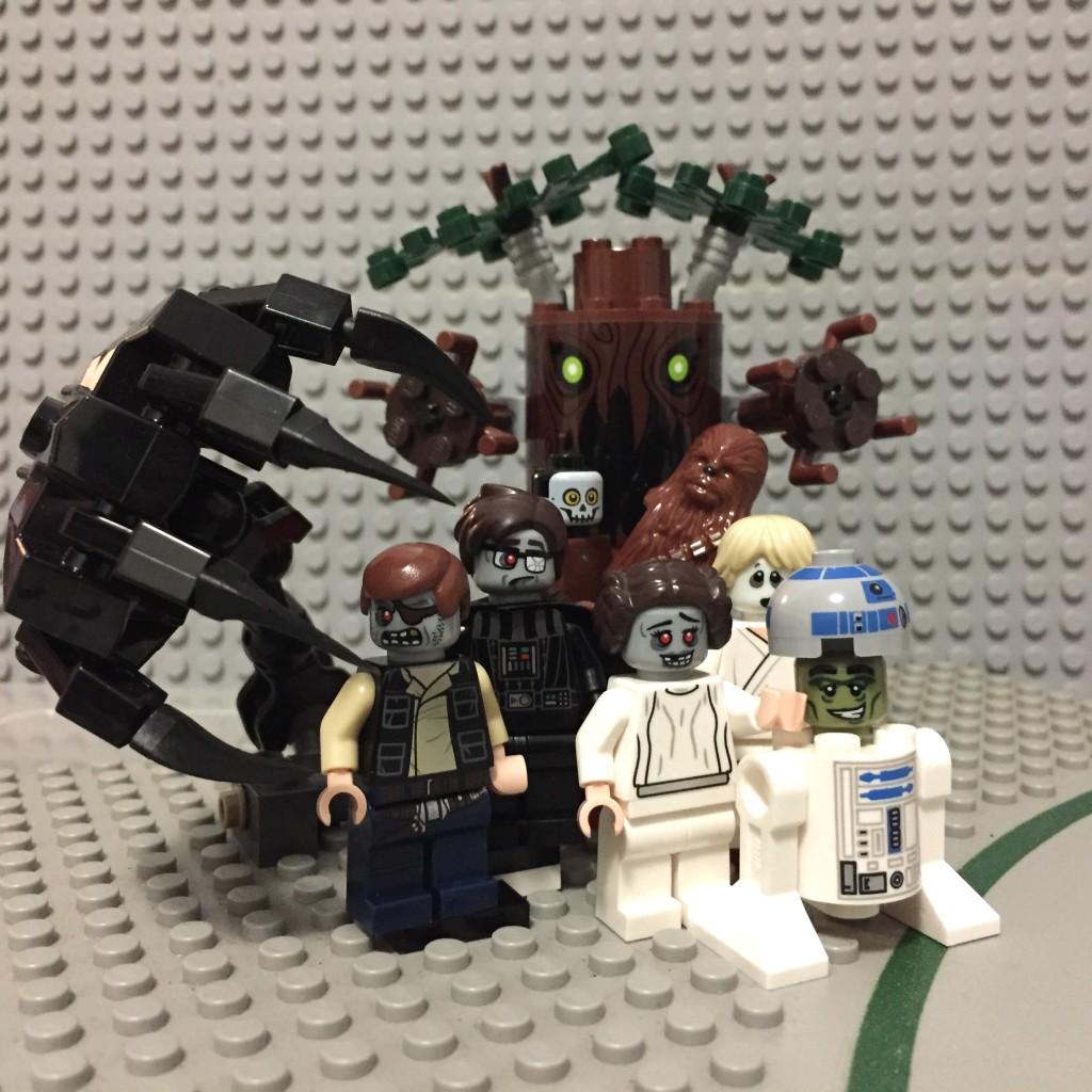 Halloween Handoko - Zombie Star Wars (2)