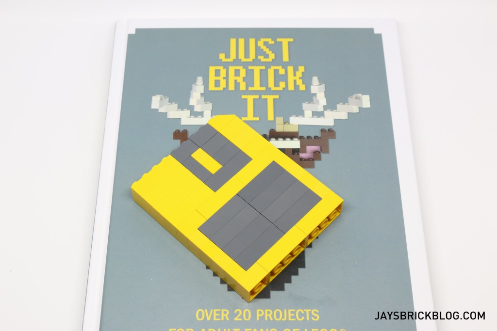 Just Brick It Floppy Disk Complete