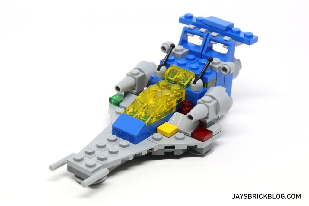 LEGO 11910 Micro Space Cruiser