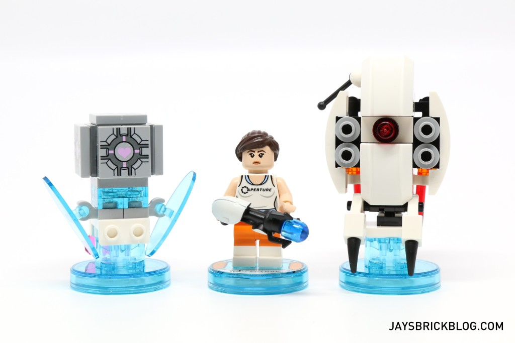 Review: LEGO Dimensions 71203 Portal Level Pack