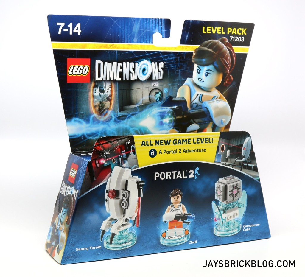 LEGO 71203 Portal Level Pack - Box