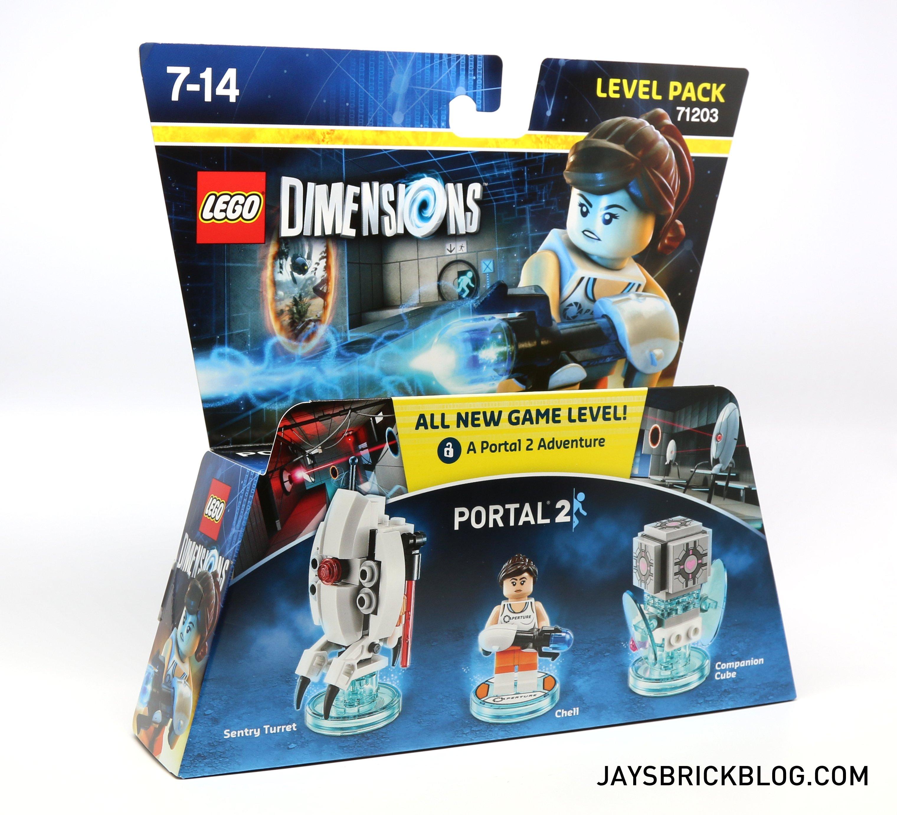 lego dimensions portal instructions