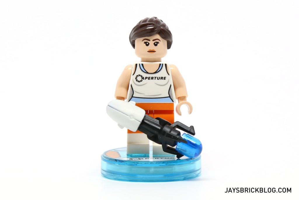 LEGO 71203 Portal Level Pack - Chell Minifigure