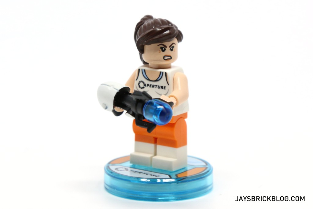 LEGO 71203 Portal Level Pack - Chell with Portal Gun