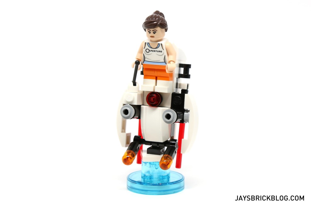 LEGO 71203 Portal Level Pack - Flying Turret Carrier with Chell