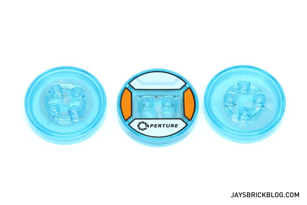 LEGO 71203 Portal Level Pack - NFC Game Bases