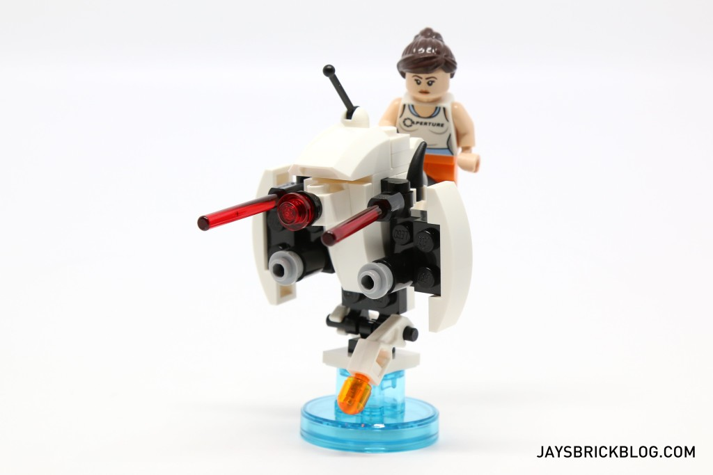 LEGO 71203 Portal Level Pack - Turret Striker with Chell