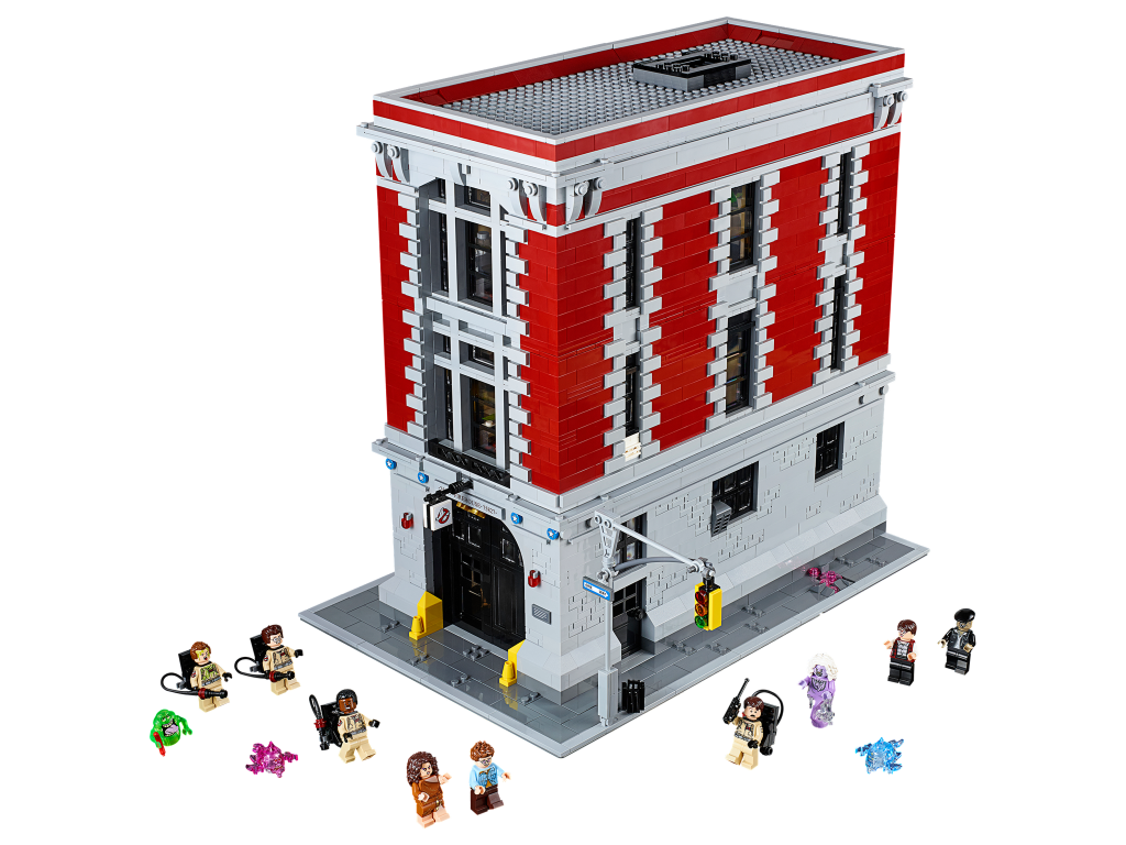 LEGO 75827 Ghostbusters Firehouse