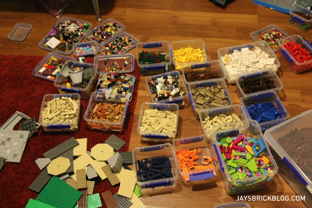 LEGO Containers