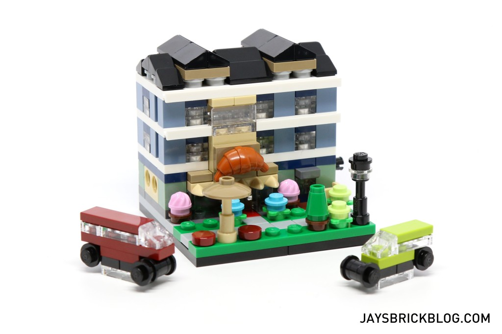 LEGO TRU Bricktober 2015 - Bakery