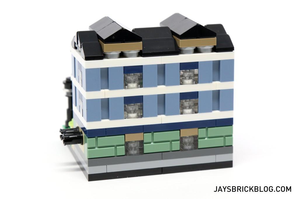 LEGO TRU Bricktober 2015 - Bakery Back View (1)