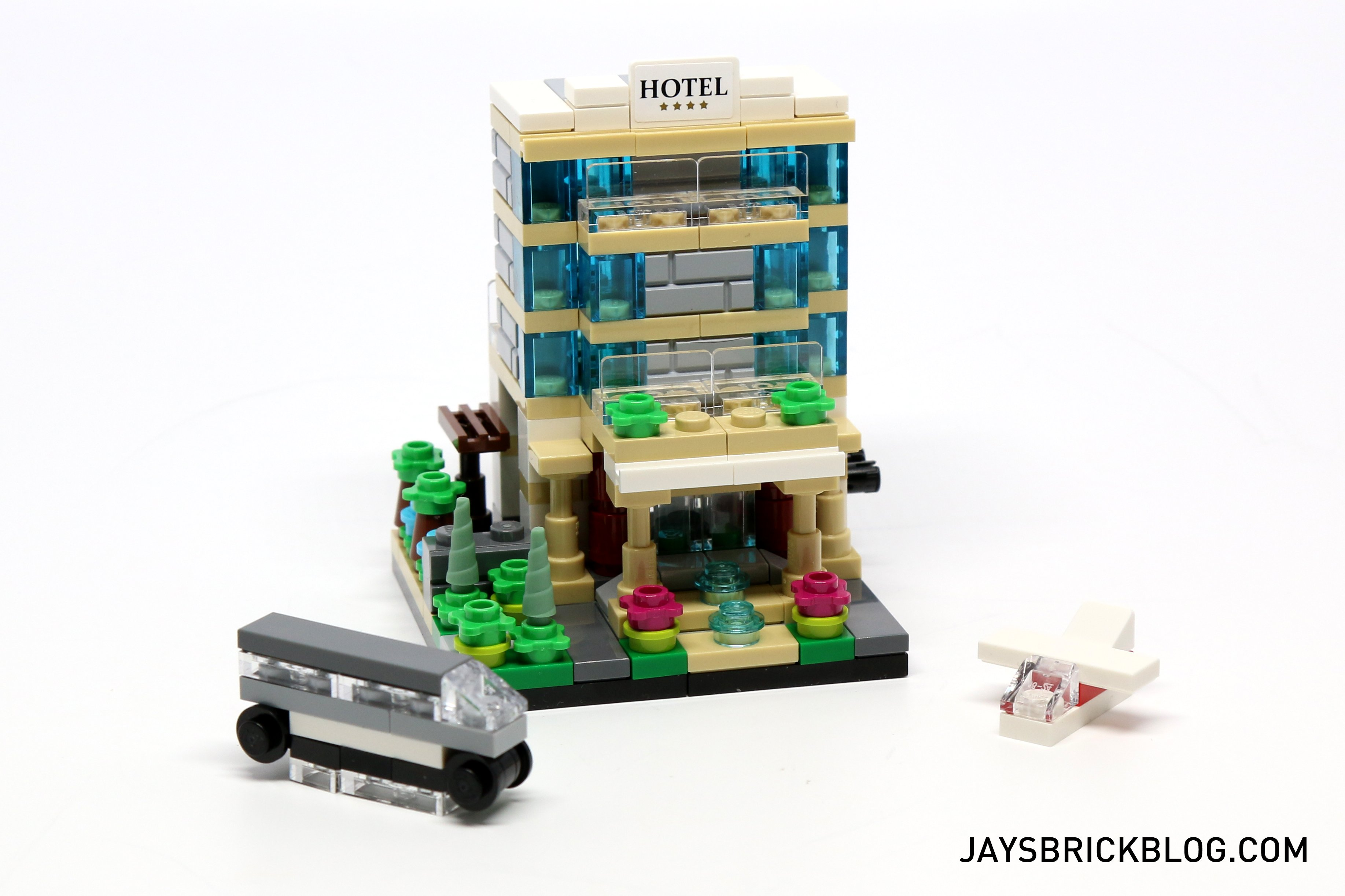 lego tru bricktober 2015 hotel