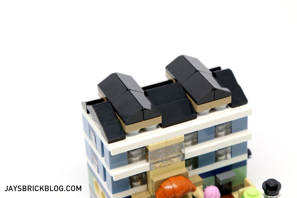 LEGO TRU Bricktober 2015 - Roof