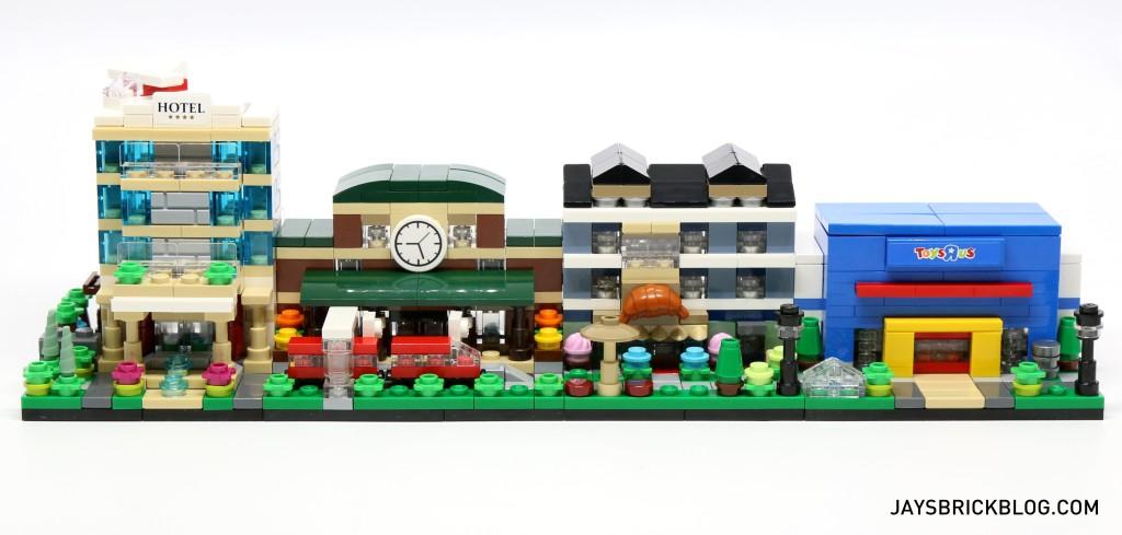 LEGO TRU Bricktober 2015 - Street View