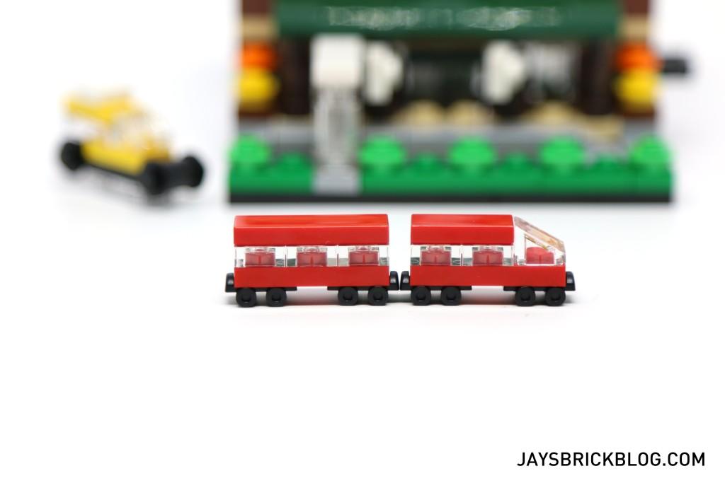 LEGO TRU Bricktober 2015 - Train
