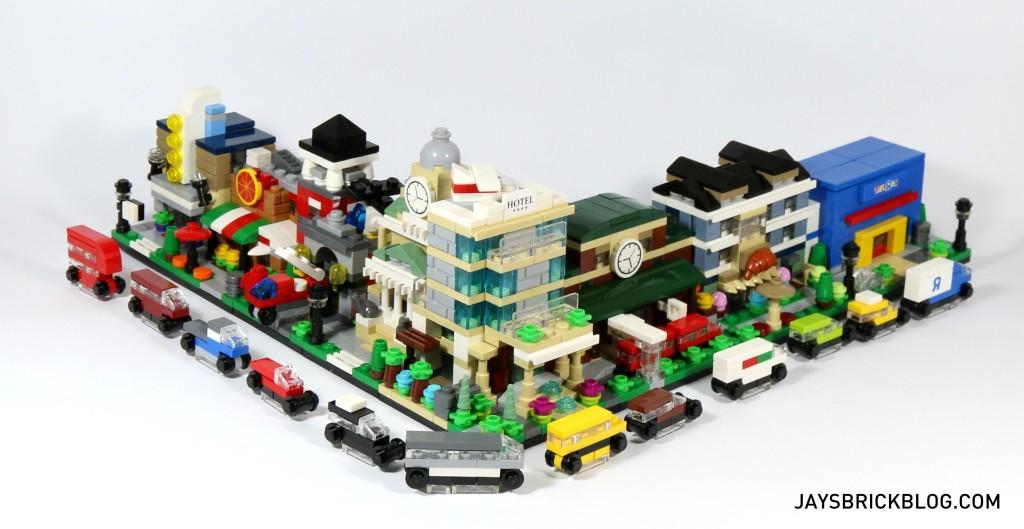 LEGO TRU Bricktober 2015 and 2014