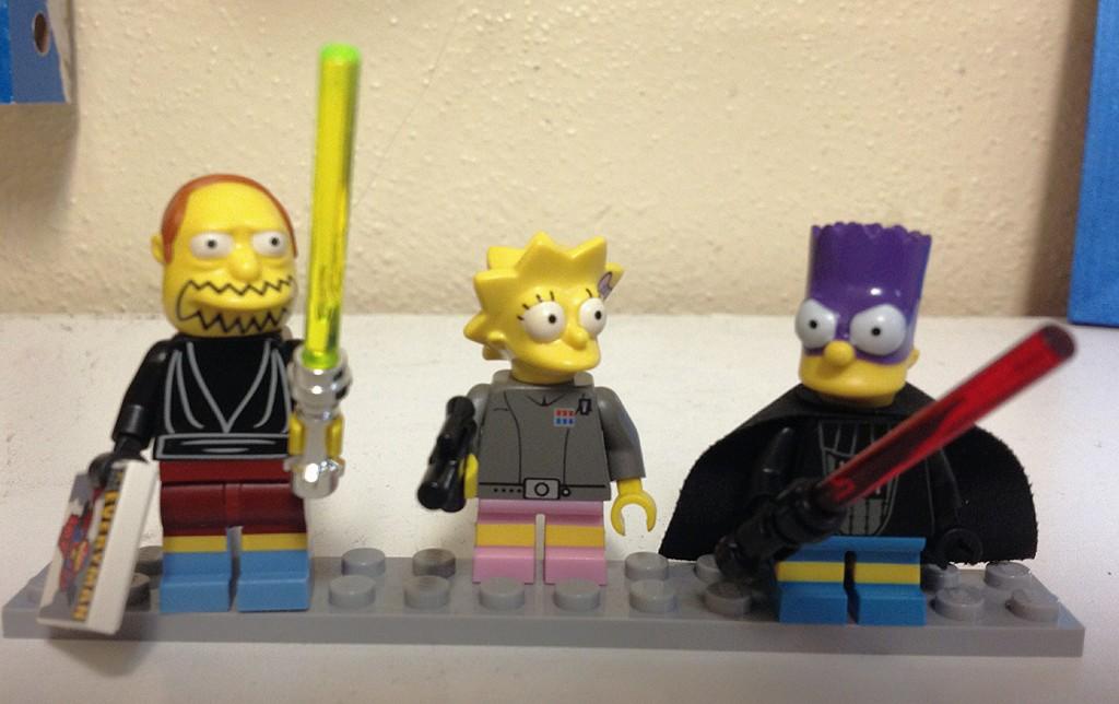 Matt - Simpsons Trick or Treaters