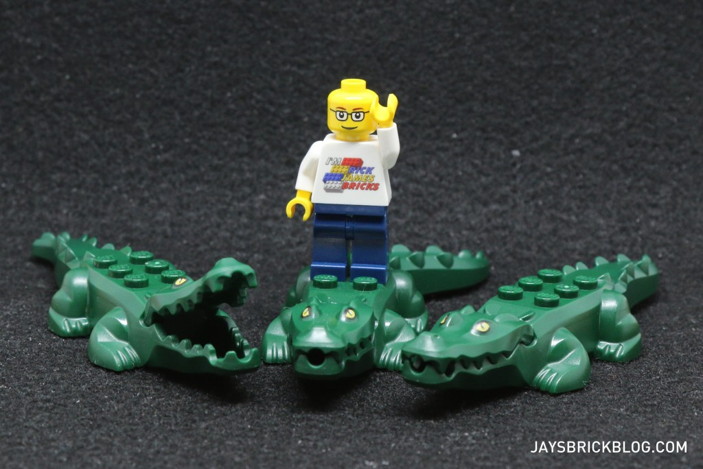 Rick James Bricks Crocodiles