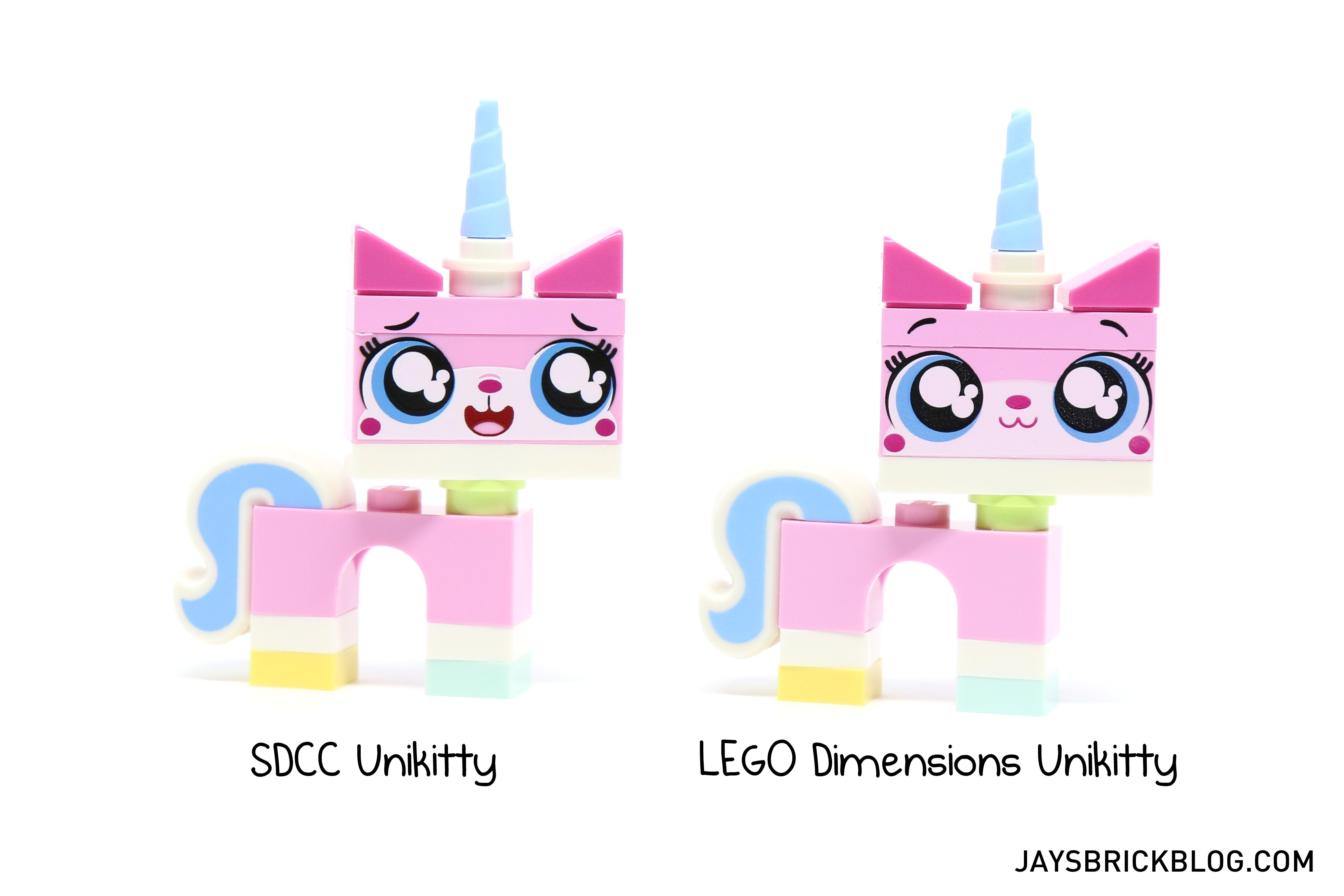 Review: 71231 LEGO Dimensions Unikitty Fun Pack
