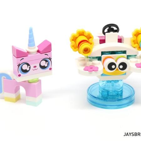 71231 LEGO Dimensions Unikitty Fun Pack - Rainbow Cannon