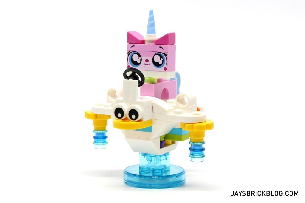71231 LEGO Dimensions Unikitty Fun Pack - Unikitty Riding X-Stream Soaker