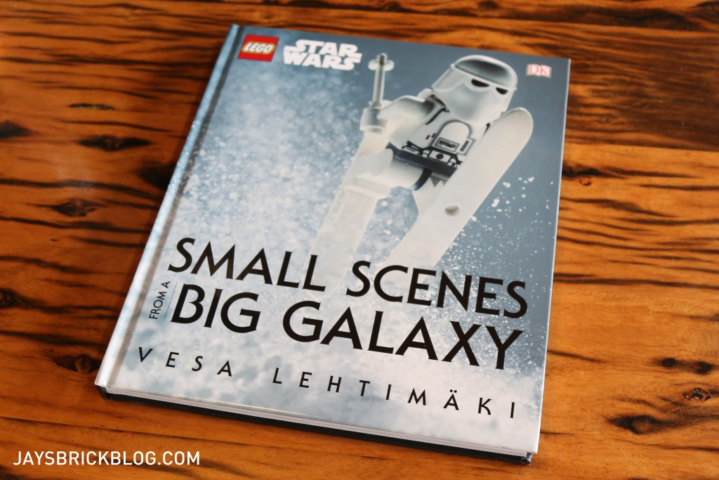 DK Star Wars Small Scenes From A Big Galaxy - Cover