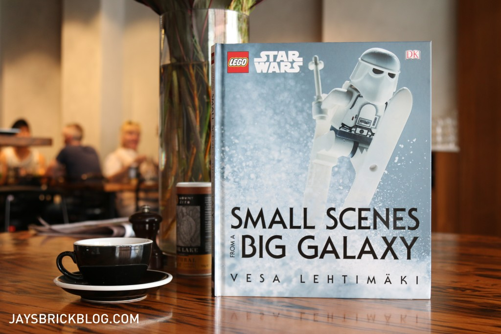 DK Star Wars Small Scenes From A Big Galaxy - Front Cover