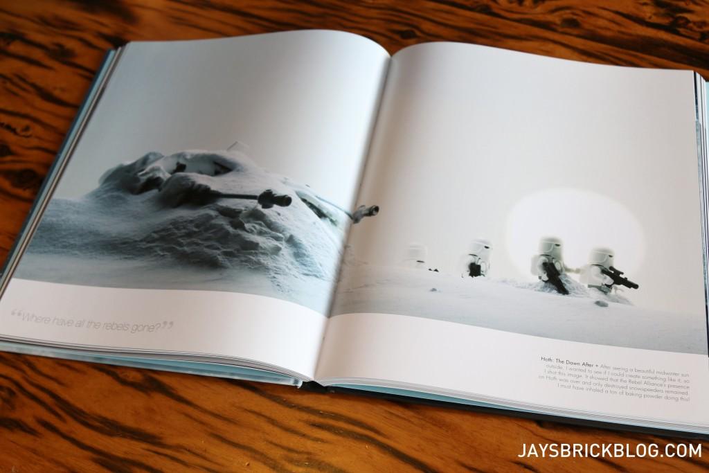 DK Star Wars Small Scenes From A Big Galaxy - Snowspeeder