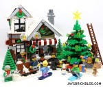 LEGO 10249 Winter Village Toy Shop 2015
