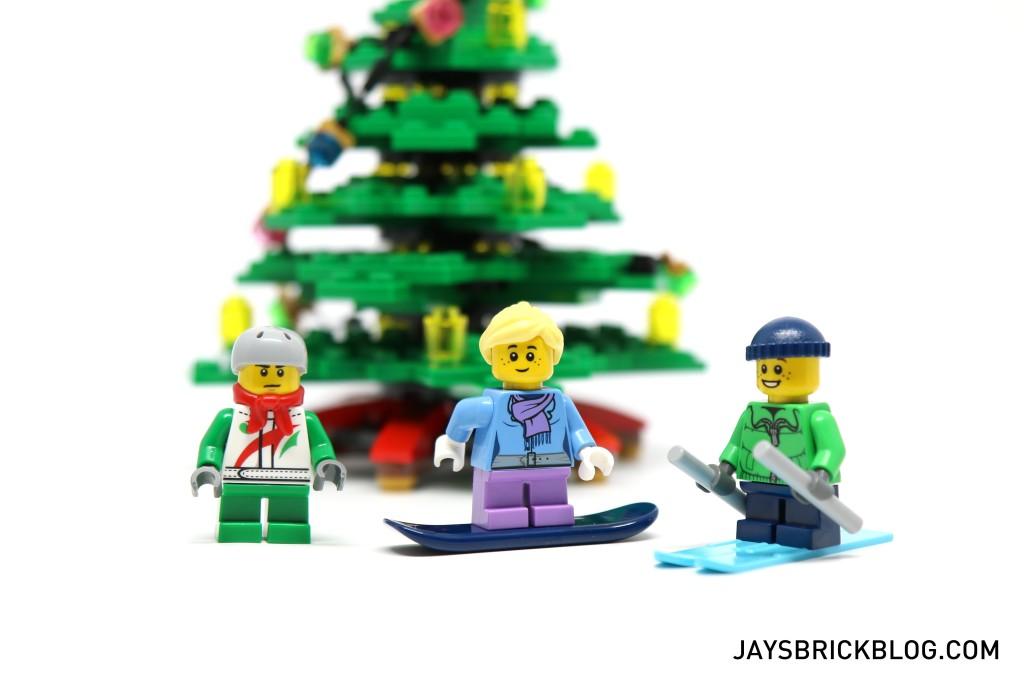 LEGO 10249 Winter Village Toy Shop - Children Minifigure