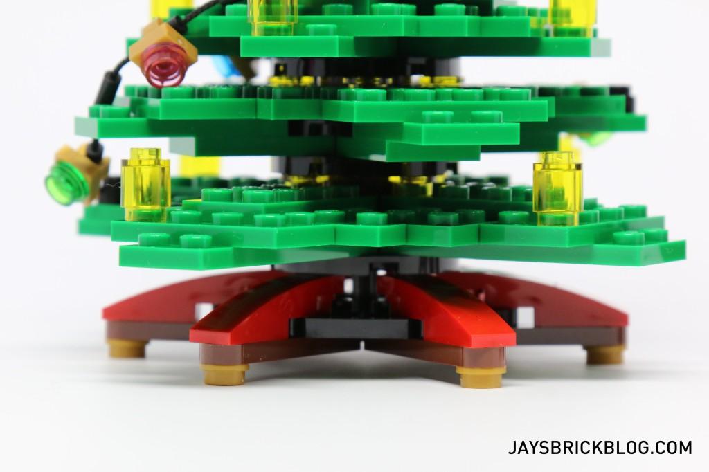 LEGO 10249 Winter Village Toy Shop - Christmas Tree Base